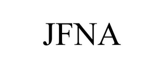 mark for JFNA, trademark #85371428
