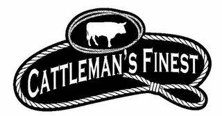 mark for CATTLEMAN'S FINEST, trademark #85371458