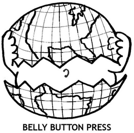 mark for BELLY BUTTON PRESS, trademark #85372349