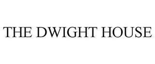 mark for THE DWIGHT HOUSE, trademark #85372703