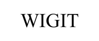mark for WIGIT, trademark #85373519
