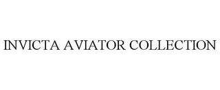 mark for INVICTA AVIATOR COLLECTION, trademark #85373903