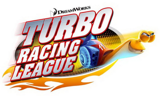 mark for DREAMWORKS TURBO RACING LEAGUE, trademark #85374306