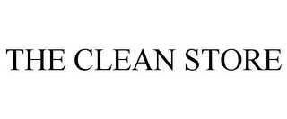 mark for THE CLEAN STORE, trademark #85374456