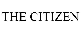 mark for THE CITIZEN, trademark #85374727