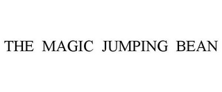 mark for THE MAGIC JUMPING BEAN, trademark #85375132