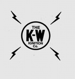 mark for THE K-W IGNITION CO., trademark #85375782