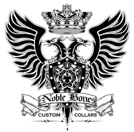 mark for NOBLE BONES CUSTOM COLLARS, trademark #85376325