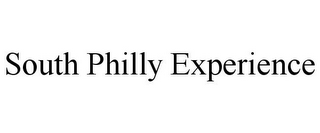 mark for SOUTH PHILLY EXPERIENCE, trademark #85376670