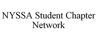mark for NYSSA STUDENT CHAPTER NETWORK, trademark #85376913