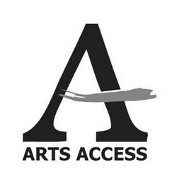 mark for A ARTS ACCESS, trademark #85377553