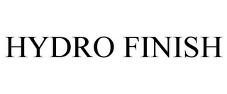 mark for HYDRO FINISH, trademark #85378226