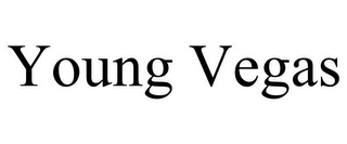 mark for YOUNG VEGAS, trademark #85379169