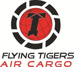 mark for T FLYING TIGERS AIR CARGO, trademark #85379372