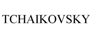 mark for TCHAIKOVSKY, trademark #85381048