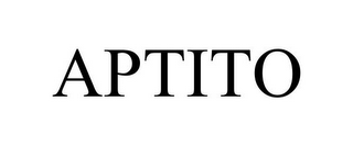 mark for APTITO, trademark #85381996