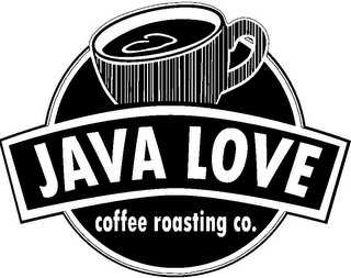 mark for JAVA LOVE COFFEE ROASTING CO., trademark #85382020