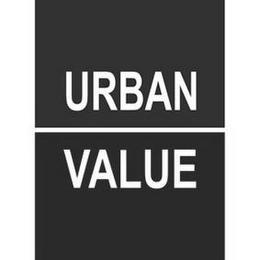 mark for URBAN VALUE, trademark #85382129