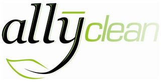 mark for ALLYCLEAN, trademark #85382154