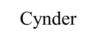 mark for CYNDER, trademark #85382846