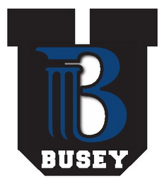 mark for BUSEY B U, trademark #85382991