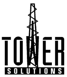 mark for TOWER SOLUTIONS, trademark #85383767