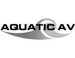 mark for AQUATIC AV, trademark #85383985