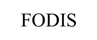 mark for FODIS, trademark #85385055