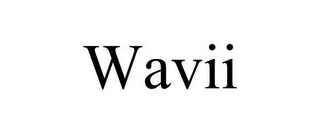 mark for WAVII, trademark #85385211