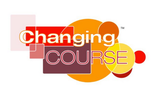 mark for CHANGING COURSE, trademark #85385290