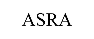 mark for ASRA, trademark #85385722