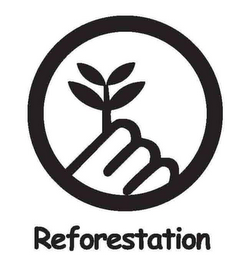 mark for REFORESTATION, trademark #85385760