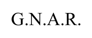 mark for G.N.A.R., trademark #85386106