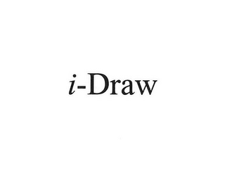 mark for I-DRAW, trademark #85386832