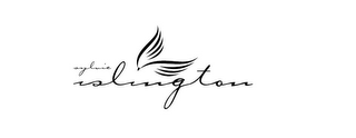 mark for SYLVIE ISLINGTON, trademark #85387213