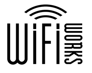 mark for WIFI WORKS, trademark #85388821