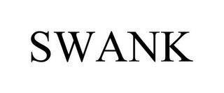 mark for SWANK, trademark #85389033