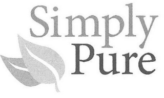 mark for SIMPLY PURE, trademark #85389814