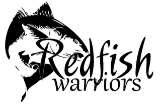 mark for REDFISH WARRIORS, trademark #85390444