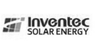 mark for INVENTEC SOLAR ENERGY, trademark #85390716