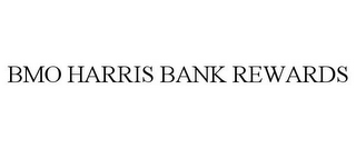 mark for BMO HARRIS BANK REWARDS, trademark #85391144