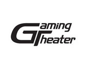mark for GAMING THEATER, trademark #85391181