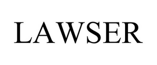 mark for LAWSER, trademark #85391964