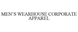 mark for MEN'S WEARHOUSE CORPORATE APPAREL, trademark #85391967