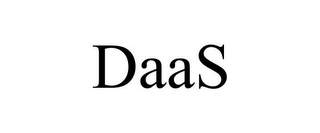 mark for DAAS, trademark #85392094
