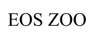 mark for EOS ZOO, trademark #85392408