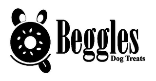 mark for BEGGLES DOG TREATS, trademark #85393057