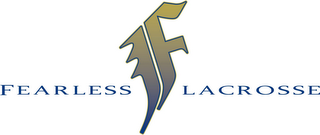 mark for FEARLESS F LACROSSE, trademark #85393111