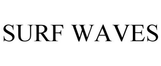 mark for SURF WAVES, trademark #85394096