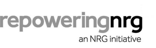 mark for REPOWERINGNRG AN NRG INITIATIVE, trademark #85394100